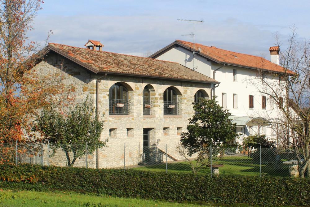Villa Isola Morosini – Esterno