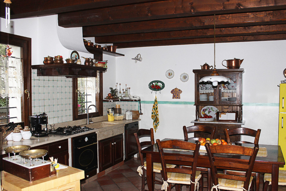 Villa Isola Morosini – Cucina
