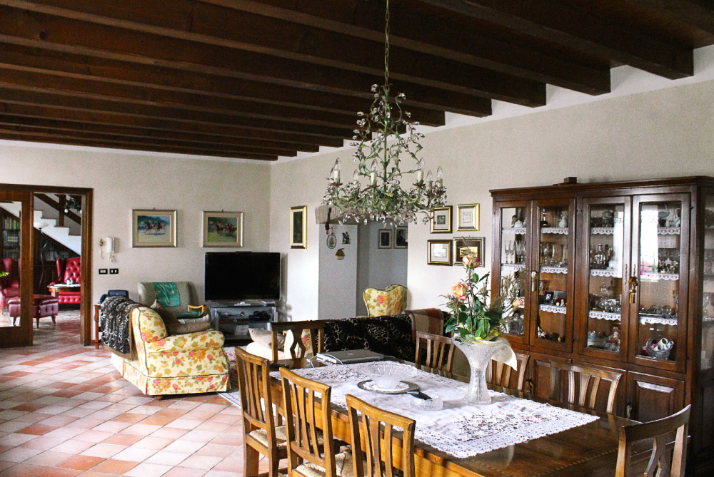 Villa Isola Morosini – Sala